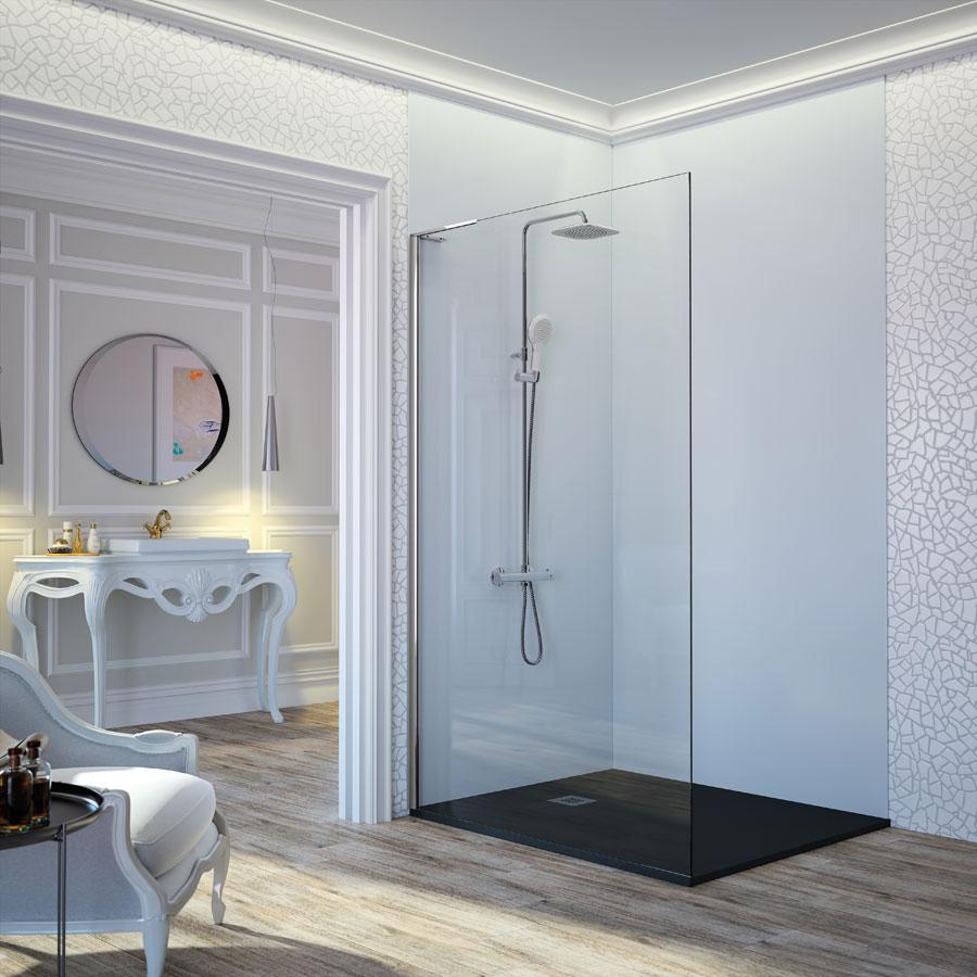 Kassandra mamparas por series fresh standard for Mamparas para duchas fotos